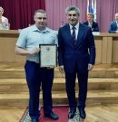 Вручение ведомственных наград Министерства спорта Российской Федерации