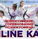 Всероссийские онлайн-соревнования по каратэ киокусинкай