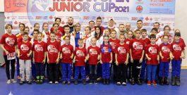 Russian Open Junior Cup 2021 по Карате Киокусинкай